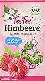 TeeFee Bio Früchtetee mit Himbeere, 5er Pack (5x20 Teebeutel)   Kindertee   natursüß und vegan  ...