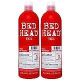 Tigi Bed Head  Duo Urban Antidotes 3Resurrection Set (Shampoo 750ml + Conditioner 750ml)