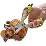 Küche Schere Heavy Duty Küche Schere Professional Geflügelschere Küche Scheren Multifunktions...