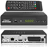 Micro Electronics m380 Plus Full HDTV digitaler Satelliten-Receiver (HDTV, DVB-S2, HDMI, SCART, LAN,...