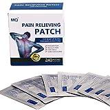 mqforu Patch Schmerzlinderung Pflaster Relief Rheuma Arthritis & Knie Gelenke Rückenschmerzen