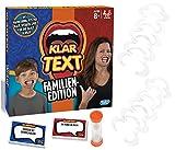 Hasbro Spiele C3145100 - Klartext Familien-Edition, Familenspiel
