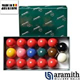 Aramith Snooker-Kugeln, 50,8mm