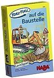 HABA 4541 - Ratz-Fatz auf die Baustelle, Aktionsspiel