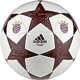 adidas Erwachsene Finale 16 FC Bayern Fußball, White/Onix/Light Onix, 5