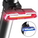 Canway Fahrrad Rücklicht Fahrradlicht Ultra Hell COB Fahrradbeleuchtung Fahrradlampe...