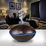 Aroma Diffuser, luftbefeuchter infinitoo 500ML Wal Design Diffusor   Raumbefeuchter Ultraschall mit...