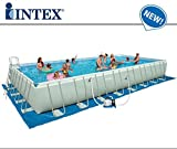 Intex Pool Set Ultra Metal 975 x 488 x 132