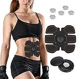 Muskelstimulator, Elektrostimulation Muskel Trainer EMS Gerät EMS TrainingSgerät Fitness Bauch...