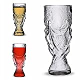 K&C 26oz Clear Glass FIFA Weltmeisterschaft Neuheit Bier Pint Glasses Bar Drinkware Deutsches...