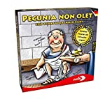 Noris Spiele 606101585 - Pecunia non olet - Neuauflage mit Erweiterungen, Aktionsspiel