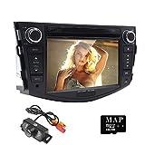 Auto in Dash Radio für Toyota RAV420062007200820092010201117,8cm Monitor DVD Player...