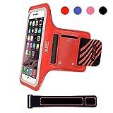 EOTW Sportarmband Handyhülle universell passend für iPhone, Samsung, HTC, usw., Oberarmtasche In...