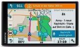 Garmin DriveSmart 61 LMT-D CE Navigationsgerät  (17,65 cm (6,95 Zoll) Touchdisplay, Zentraleuropa...