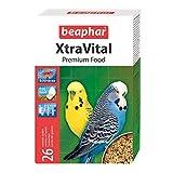 Beaphar Xtravital Wellensittich / Sittichfutter 500G (Packung mit 2)
