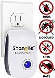 ShangKe Elektronische Ultraschall 5 W AC 90-220 V Schädling Repeller für Nager und Insekten...