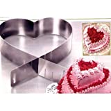 Tortenring Herz Herz Backform