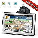 Navtour 7 Zoll GPS Navi Navigationsgerät Navigationssystem LKW PKW 8GB Europe Traffic mit...