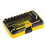 Schraubendreher Set, Kungix 71 in 1 Reparatur Werkzeugset Magnet Professional Haushaltsreparatur...