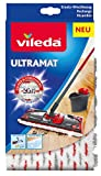 Vileda UltraMat Ersatzbezug für saubere und streifenfreie Böden