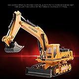 powerlead ptco T009RC Bagger Batteriebetrieben elektro RC Fernbedienung Konstruktion Traktor mit...