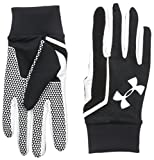 Under Armour Herren Fußball Spielerhandschuhe Handschuhe, Black, SM