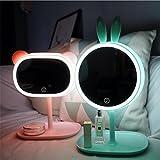 LUCKY CLOVER-AValentine's Day Xmas Geschenke Ohr gelbes gesicht hintergrund Lampe LED Laptop...