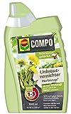 Compo Unkrautvernichter Herbistop, gegen Unkräuter, Algen und Moose, 1000 ml