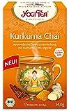 Yogi Tea Bio Kurkuma Chai, 34 g