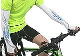 Liying Neu Armlinge UV-Schutz Armschützer Bike Fahrrad Auto Basketball Ärmelstulpen Armwärmer...