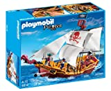 Playmobil Red Serpent Piratenschiff.