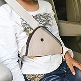 zanasta® Auto Kinder Kleinkind Sicherheitsgurtschoner [2 Stück] Polster Abdeckung Vorrichtung...