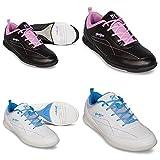 Bowling-Schuhe, KR Strikeforce Capri, für Damen und Kinder, für Rechts- und Linkshänder in 2...