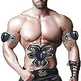 Elektrostimulation,Muskelstimulator Muskel Trainer Körper Fitness Training Gewicht Verlust...