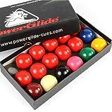 Powerglide Kids Snooker-Kugeln, 38 mm