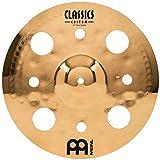 Meinl Cymbals CC12TRS-B Classics Custom Serie 30,48 cm (12 Zoll) Trash Splash Brilliant Finish...