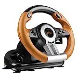 Speedlink Gaming Lenkrad für PC / Computer - DRIFT O.Z. Racing Wheel USB (Schaltknüppel, Gas- und...