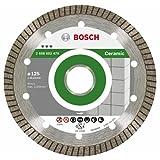 Bosch Pro Diamanttrennscheibe Best for Ceramic Extraclean Turbo zum Schneiden von harten Materialien...