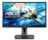 Asus MG248Q 61,0 cm (24 Zoll) Monitor (Full HD, 3D-Fähig, DisplayPort, 144 Hz, 1ms Reaktionszeit)...