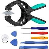Fosmon 9 in 1 Reparatur Werkzeug Set Tool kit (inkl. 5-Punkt Pentalobe Schraubendreher) mit...