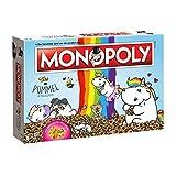 Monopoly Pummeleinhorn Collector's Edition - Brettspiel | Spiel | goldenes Einhorn | Pummelfee |...