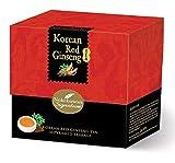 Hongsam Cha / Koreanischer Ginseng Tee (0.7g x 10 pyramid Teebeutel)