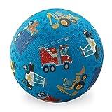 Crocodile Creek Fahrzeuge blau Spielplatz Ball 17,8cm Spielzeug