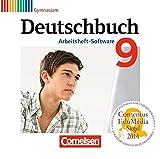 Deutschbuch 9. Schuljahr. Übungs-CD-ROM zum Arbeitsheft Gymnasium