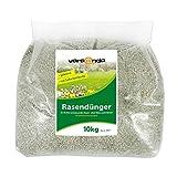 Ab nur 1,29 € / Kg - Versando Rasendünger 10 Kg für ca. 300m² sattgrünen Rasen - ohne Moos und...
