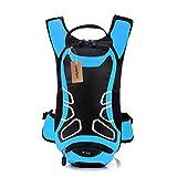 Lixada 12L Wasserabweisend Fahrrad Schulter Rucksack Wasser Reisetasche Ultralight für Radsport...