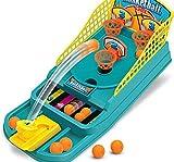 Vi.yo Tabletop Mini Basketball Schießen Spiel Finger Katapult Basketball Court Desktop Spiel kinder...
