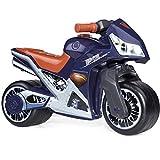 Rutsch Motorrad im Superman Design mit breiten Reifen, dient als Lauflernhilfe für die Kleinen, 73...