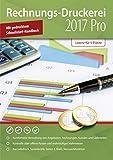 Rechnungsdruckerei 2018 PRO - Rechnungsprogramm, Verwaltung von Angebote, Lieferscheine, Rechnungen,...