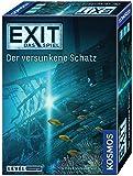 KOSMOS Spiele 694050 -' EXIT - Spiel: versunkene Schatz' Brettspiel